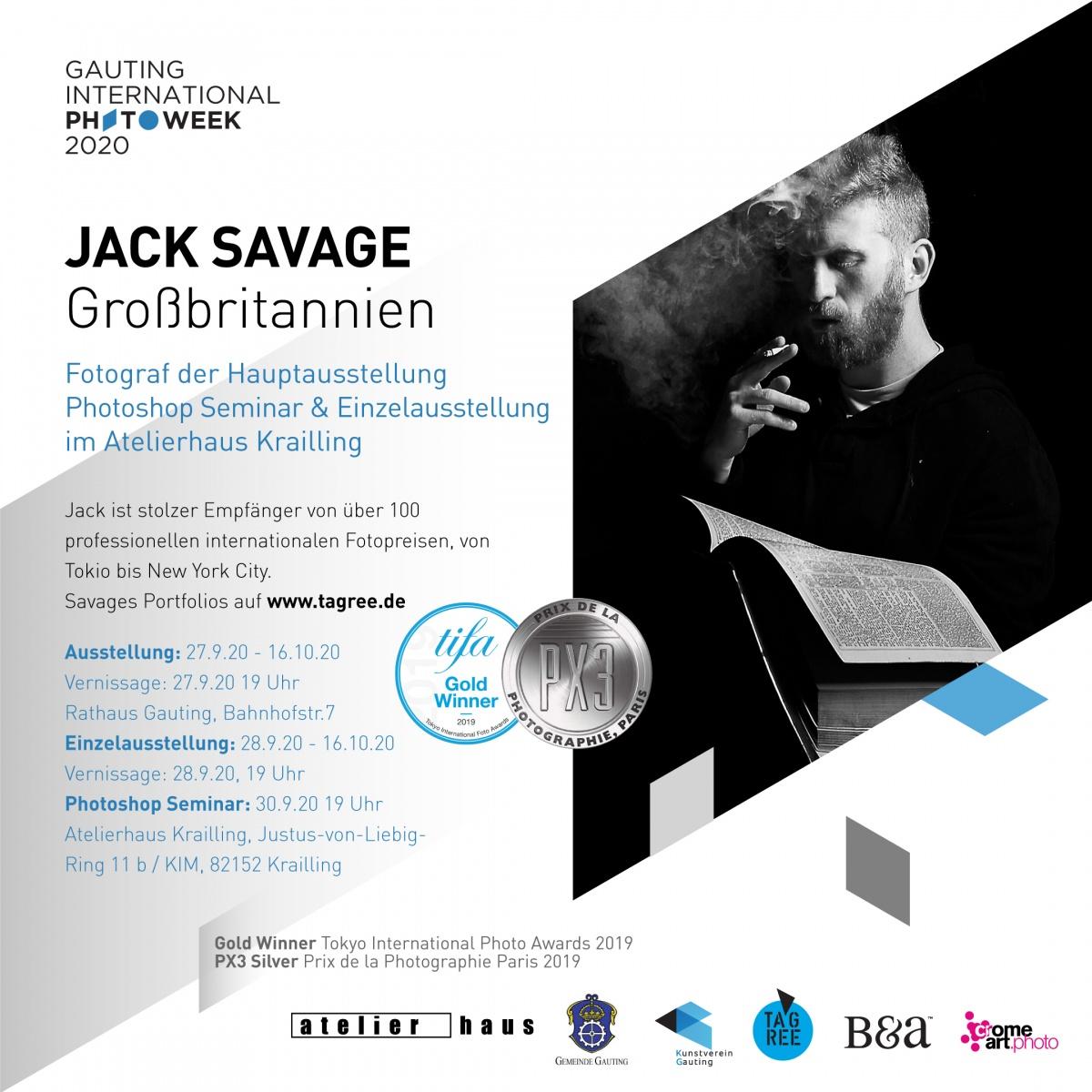 Jack Savage / Großbritannien