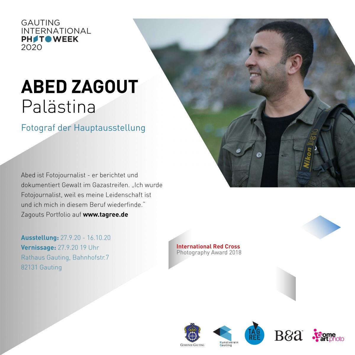 Abed Zagout / Palästina