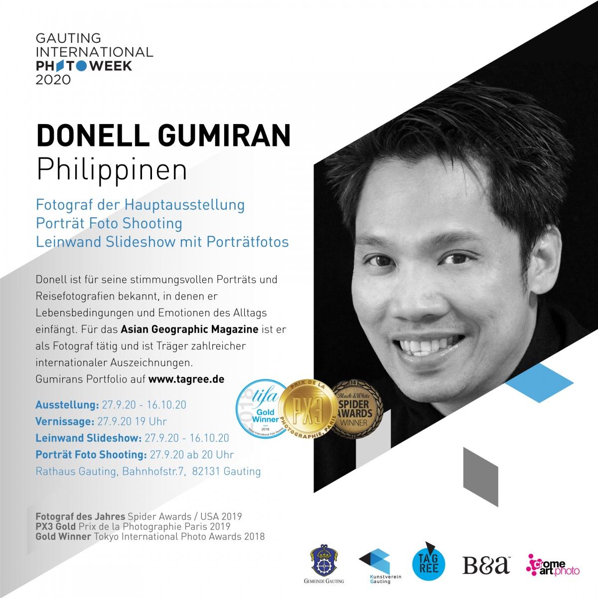 Donell Gumiran / Philippinen