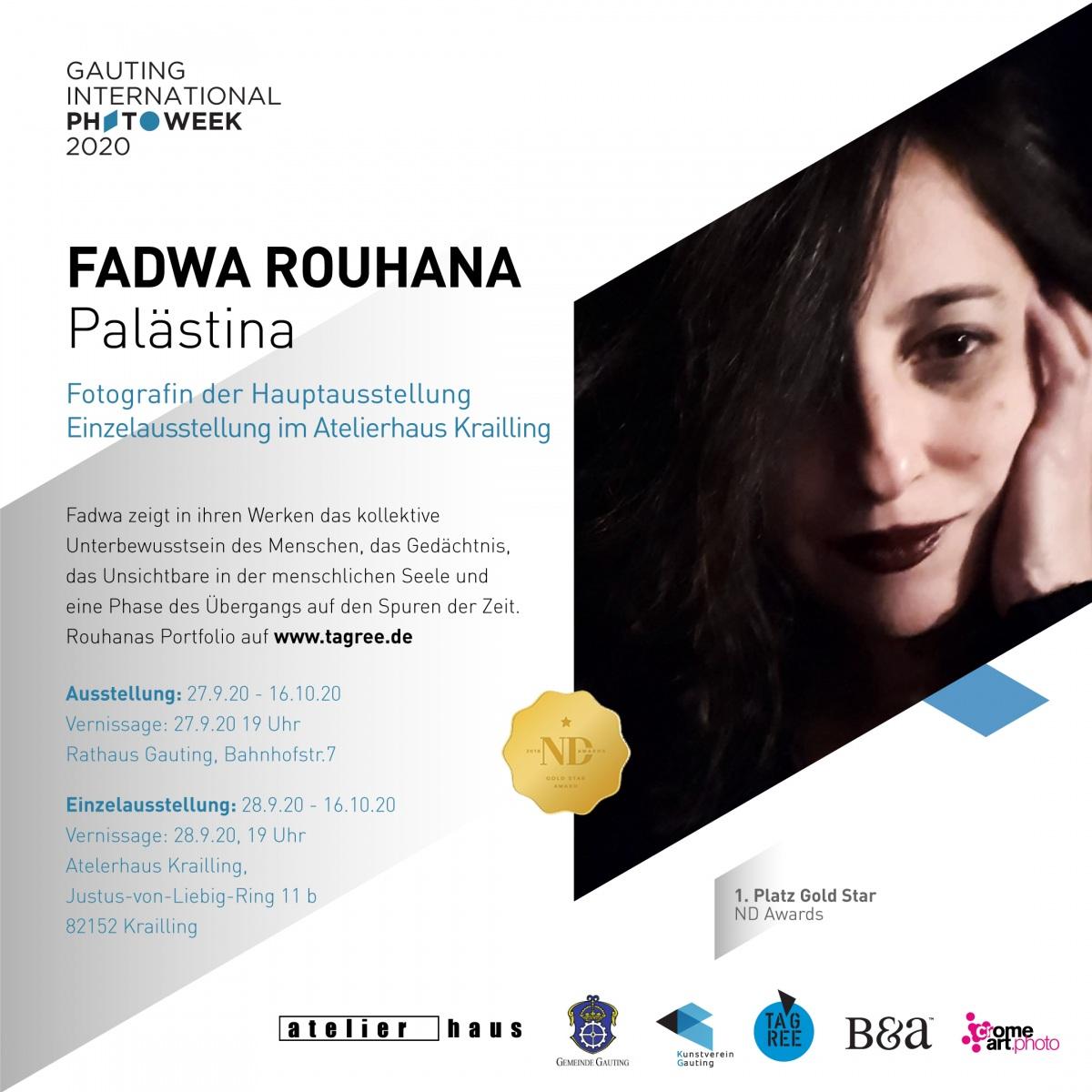 Fadwa Rouhana / Palästina