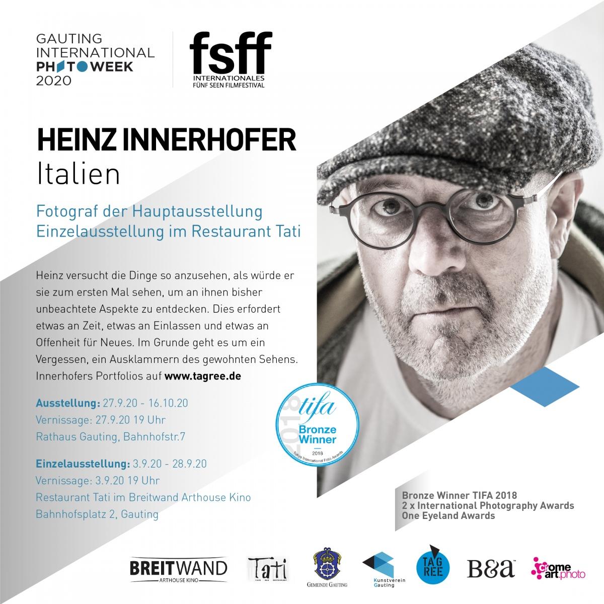 Heinz Innerhofer / Italien