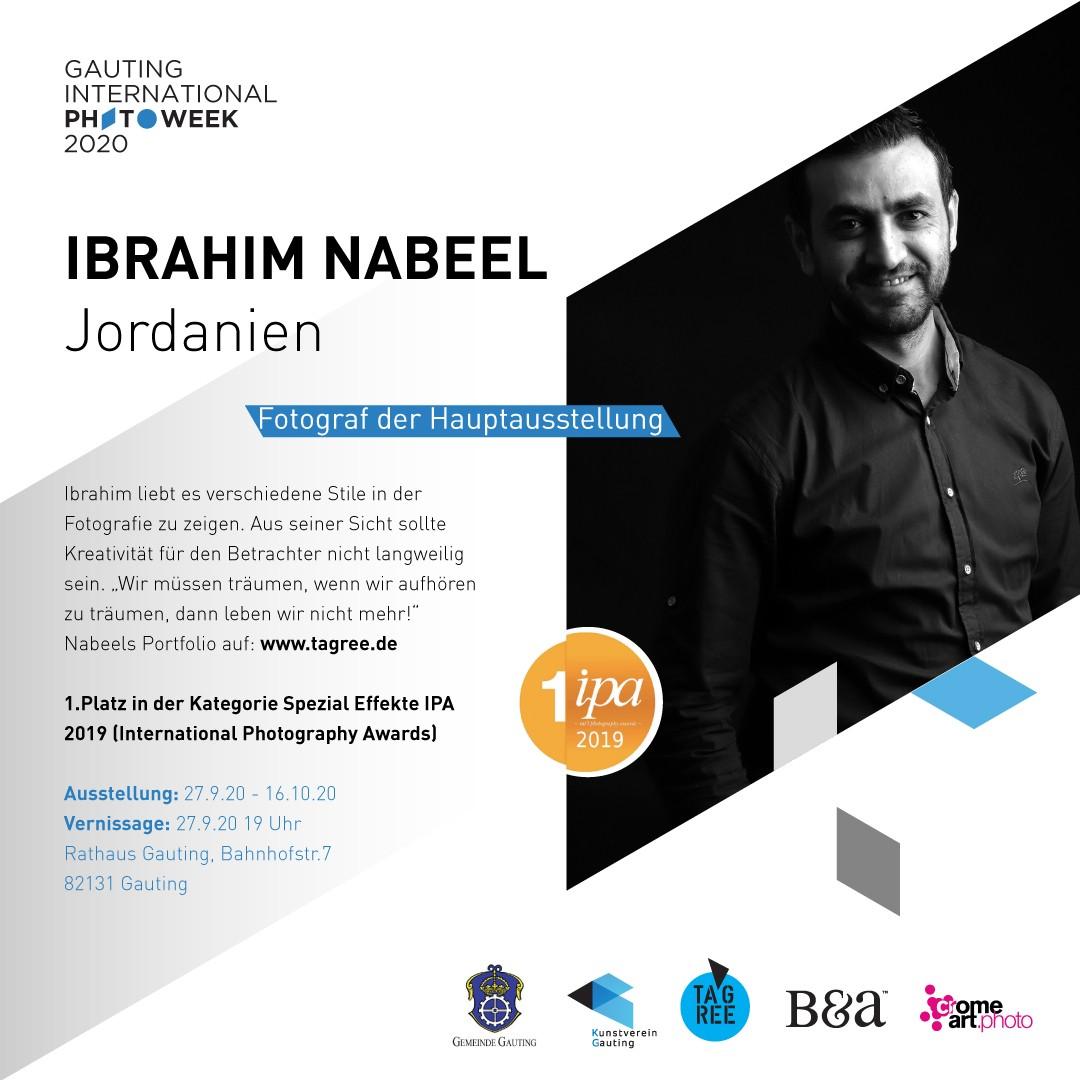 Ibrahim Nabeel / Jordanien