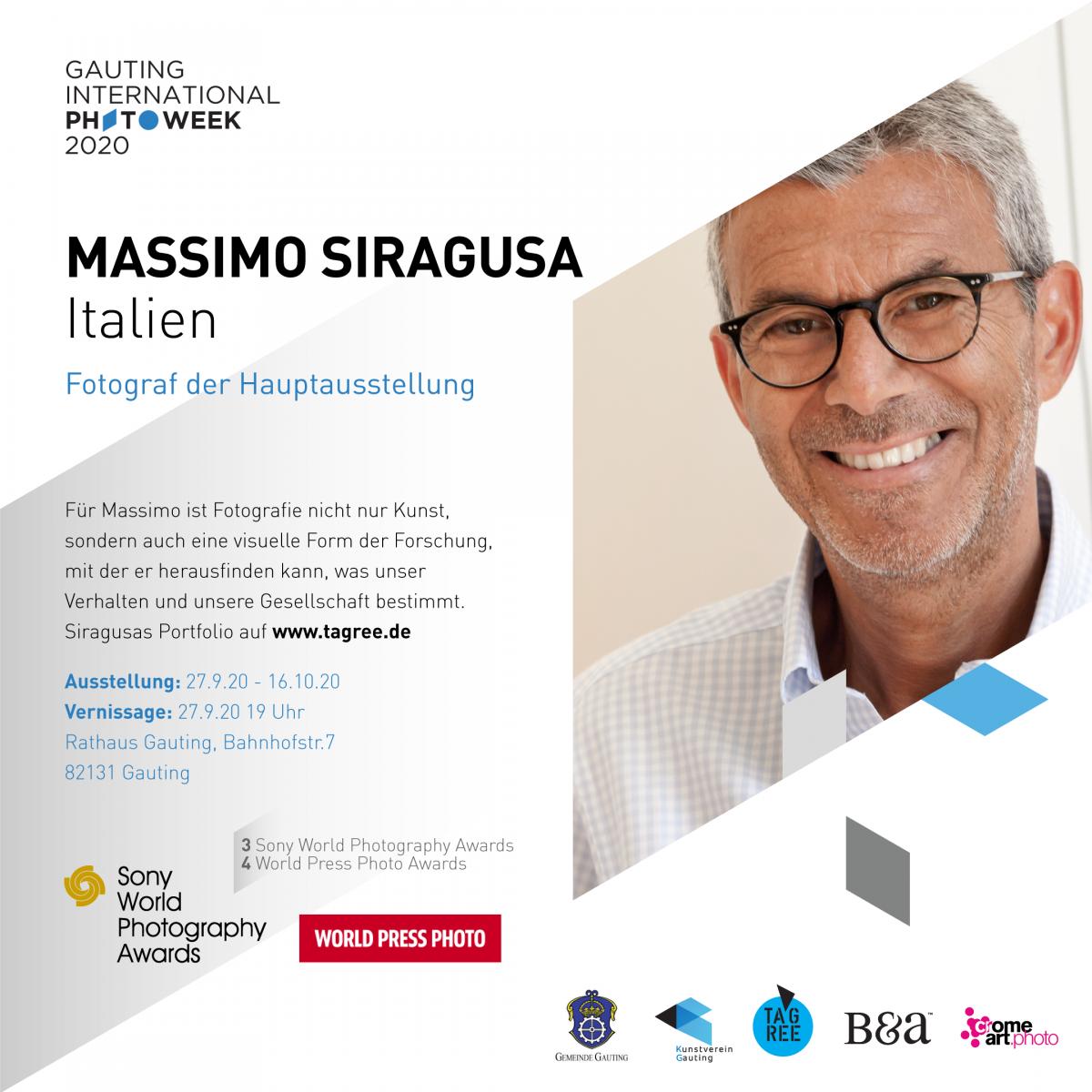 Massimo Siragusa / Italien