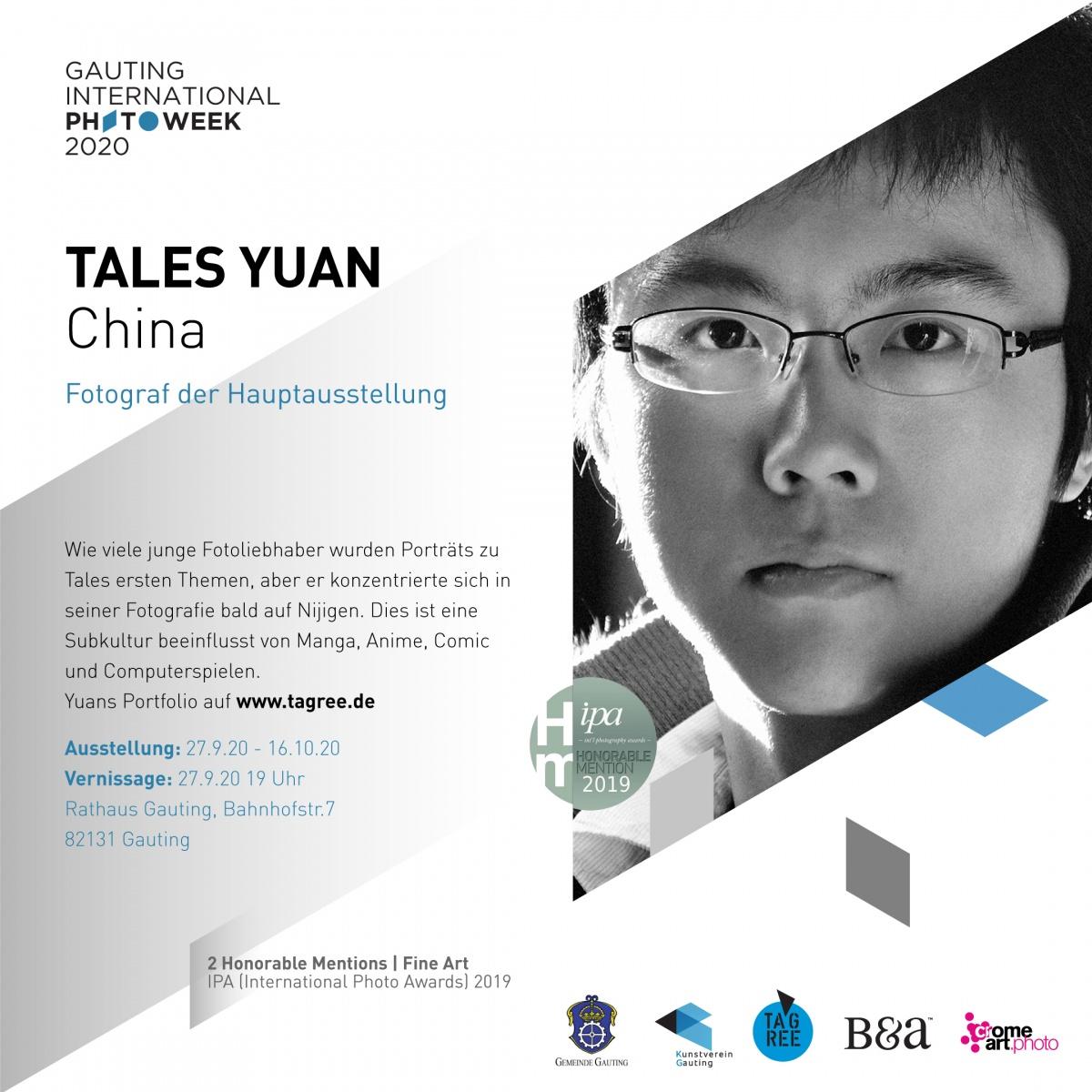 Tales Yuan / China