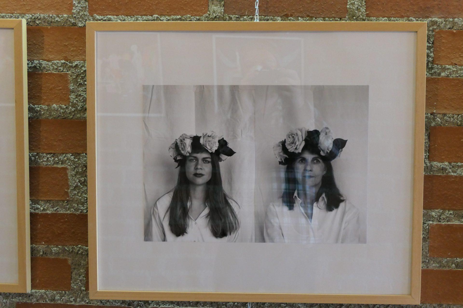 female die Rollenbilder einer Frau, Bräute von Gruppe Birgit Röhrig Gemeinschaftsprojekt mit Danile und Carola Röhrig, Töchter, Fotoserie mit SW Fotografien.jpgJPG